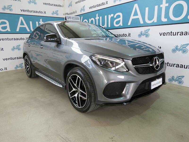 MERCEDES GLE COUPE'